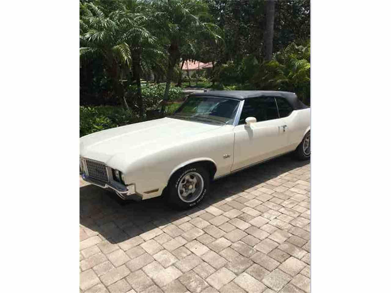 1972 Oldsmobile Cutlass Supreme for Sale - CC-998157