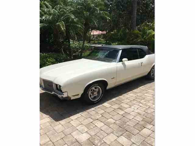 1972 Oldsmobile Cutlass Supreme | 998157