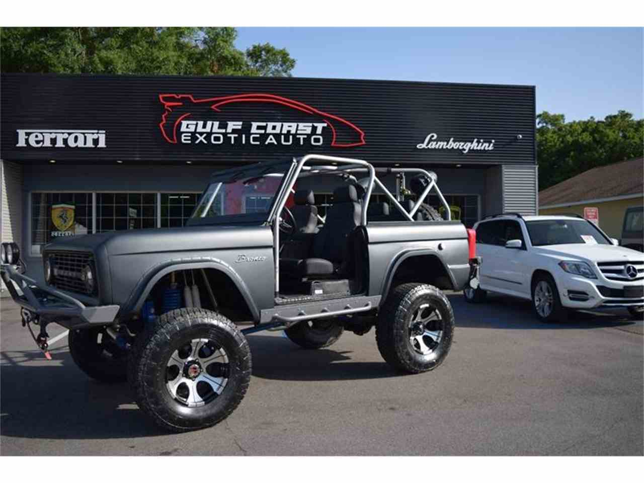 1976 Ford Bronco for Sale - CC-998161