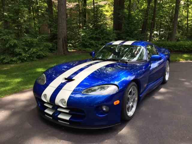 1997 Dodge Viper | 998173