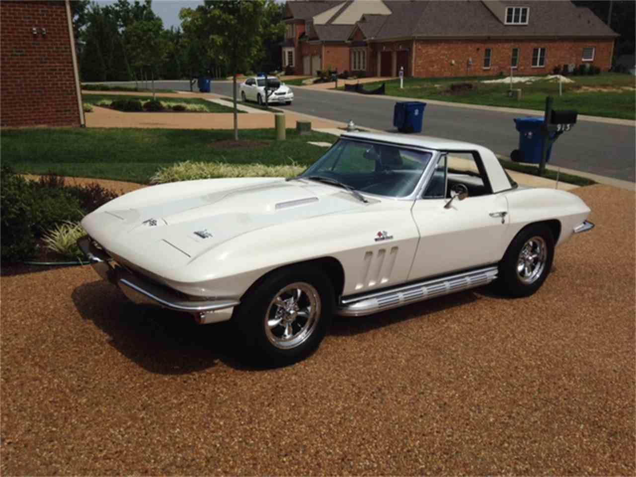 1957 chevrolet corvette for sale on classiccars com 31 - 1966 Chevrolet Corvette 998175