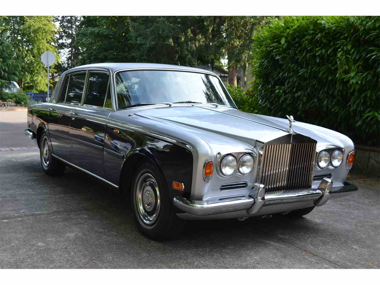 1972 rolls royce silver shadow for sale cc 998176. Black Bedroom Furniture Sets. Home Design Ideas