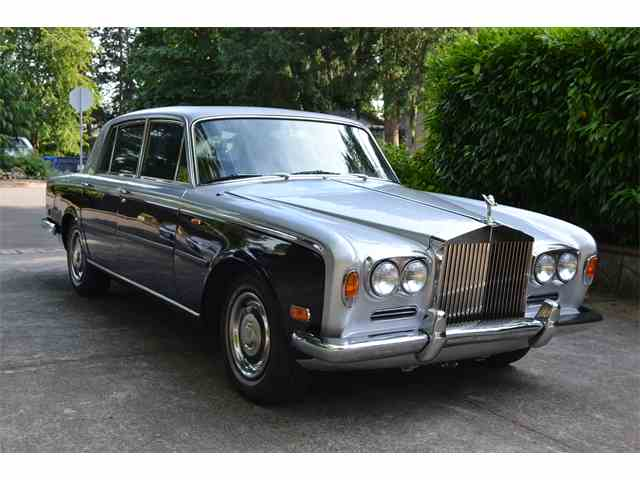 1972 Rolls-Royce Silver Shadow | 998176