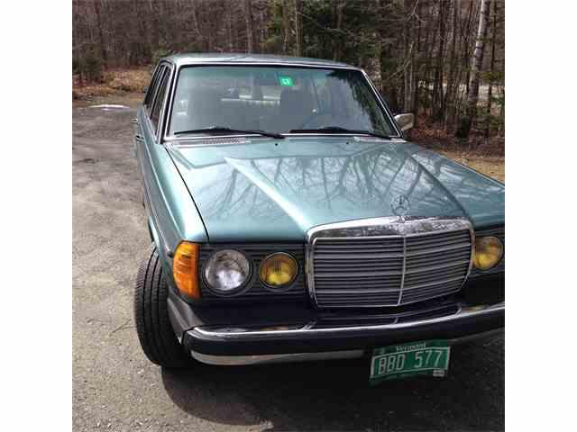 1982 Mercedes-Benz 300D | 998179