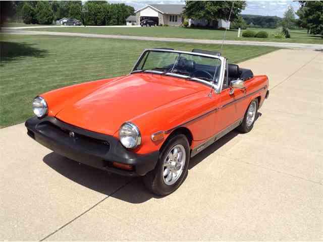 1979 MG Midget | 998181