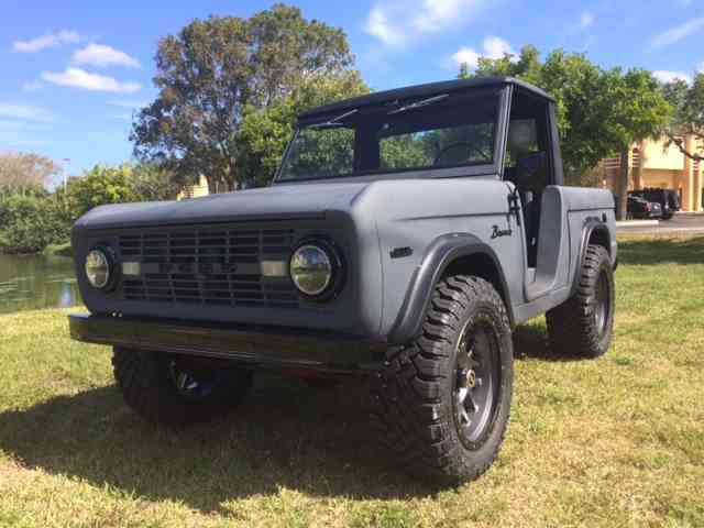 1960 to 1978 Ford Bronco for Sale on ClassicCars.com - 87 ...