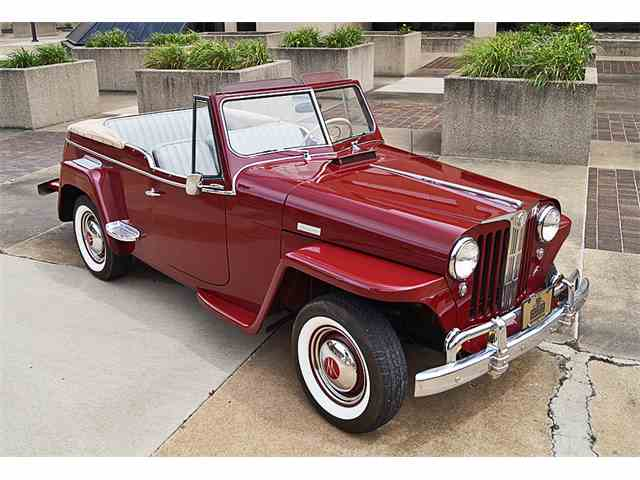 1949 Willys Jeepster | 998188