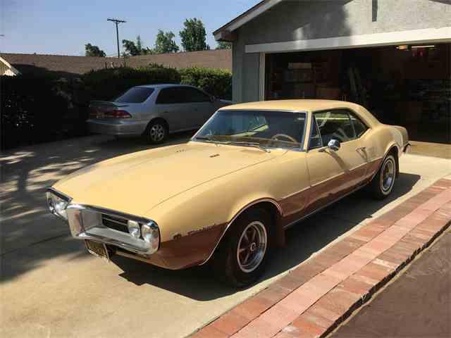 1967 Pontiac Firebird | 998193
