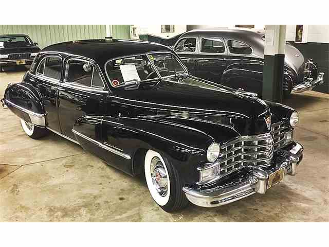 1947 Cadillac  Fleetwood Sixty Special | 998195