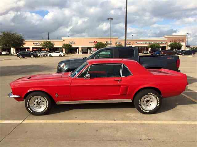 1967 ford mustang for sale on 122 available - Ford mustang vintage ...