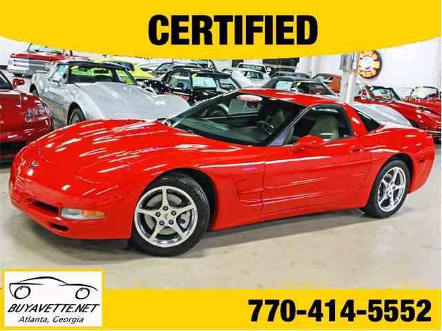 2002 Chevrolet Corvette | 998205