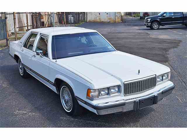 1989 Mercury Grand Marquis | 998209