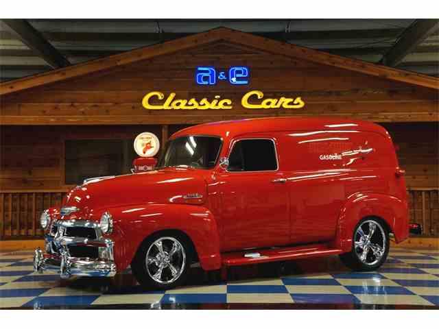 1954 Chevrolet Panel Truck | 990822