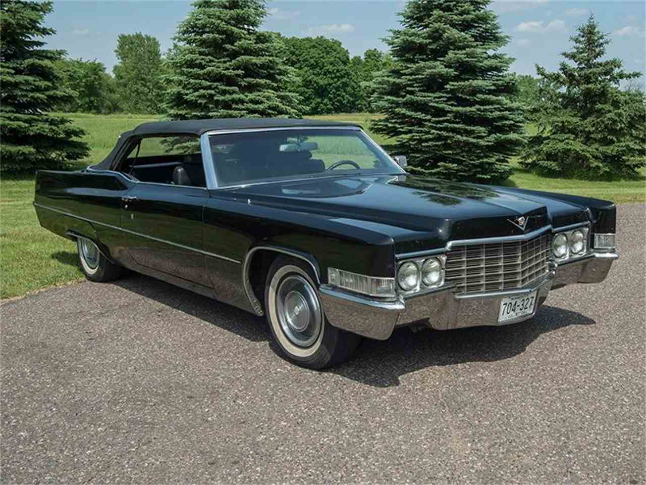 1956 cadillac deville for sale on classiccars com 9 - 1969 Cadillac Deville 998222