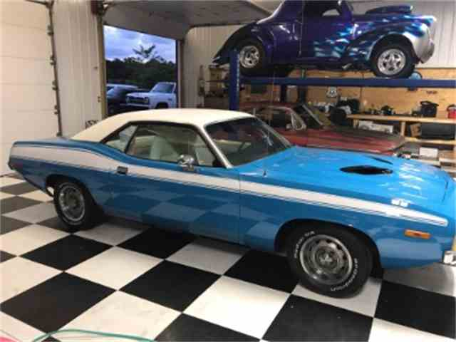 1973 Plymouth Barracuda | 998251