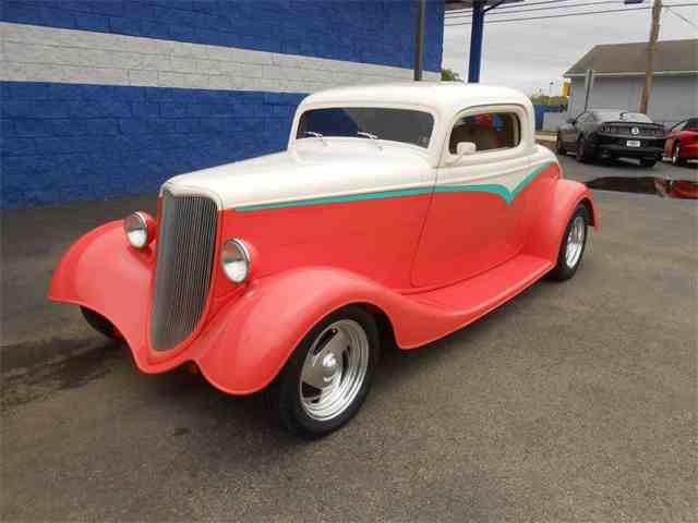 1933 Ford Coupe | 990826