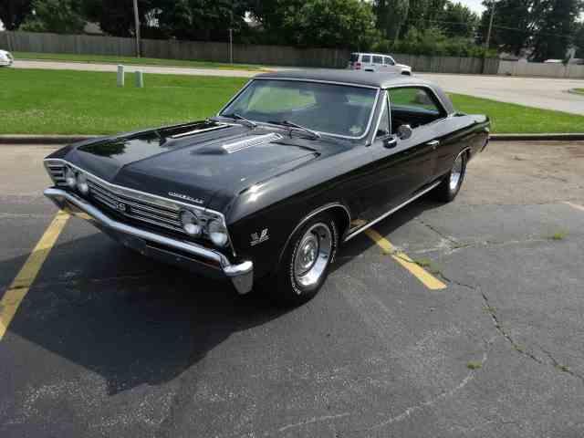 1967 Chevrolet Chevelle | 998264