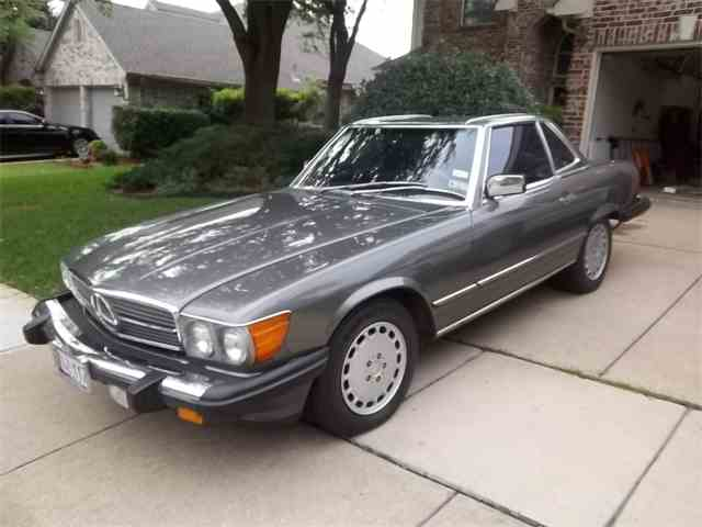 1986 Mercedes-Benz 560SL | 998277