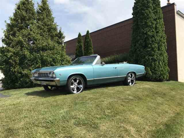 Picture of Classic '67 Chevrolet Chevelle located in ILLINOIS - $34,995.00 - LEA0