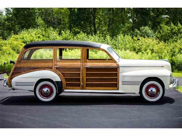 1941 Pontiac Woodie Wagon | 998287