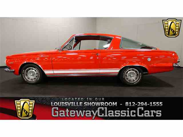 1965 Plymouth Barracuda | 998291