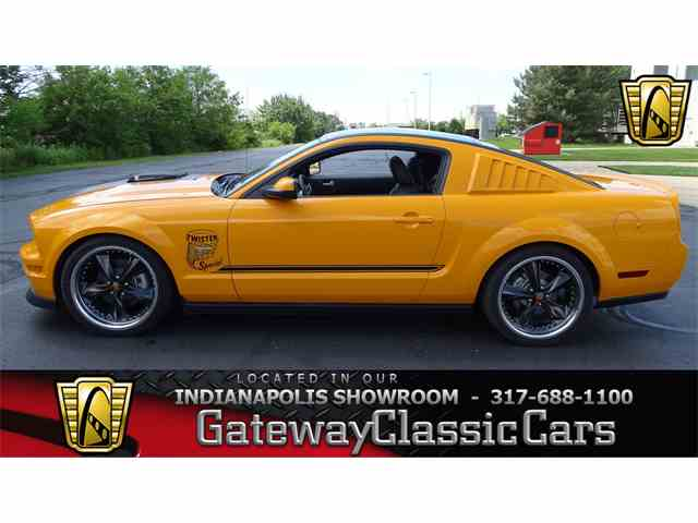 2008 Ford Mustang | 998293