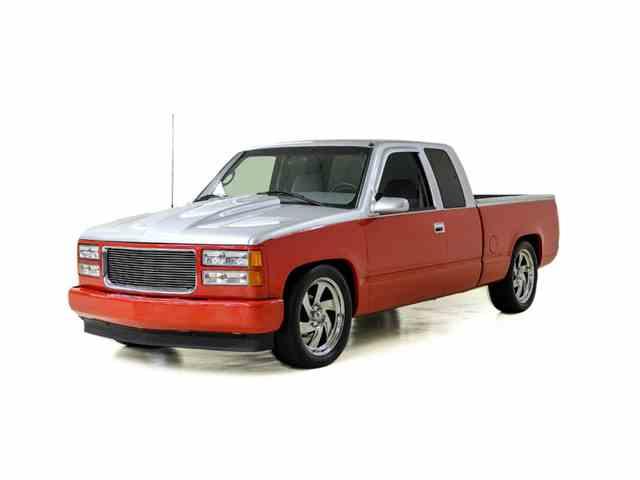 1995 Gmc 1/2 Ton Pickup Sierra | 998303