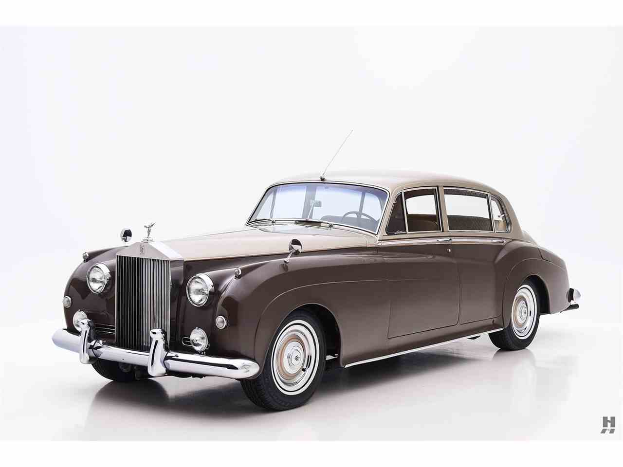 1962 Rolls-Royce Silver Cloud II for Sale - CC-998308