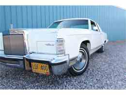 1978 Lincoln Town Car for Sale - CC-998312