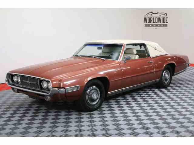 1969 Ford Thunderbird | 998318