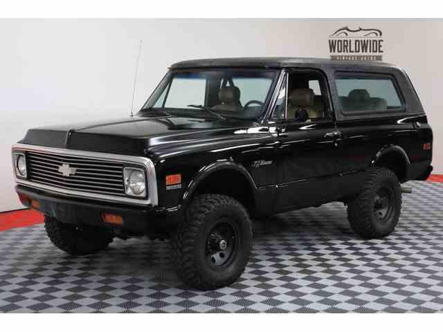 1971 Chevrolet Blazer | 998319