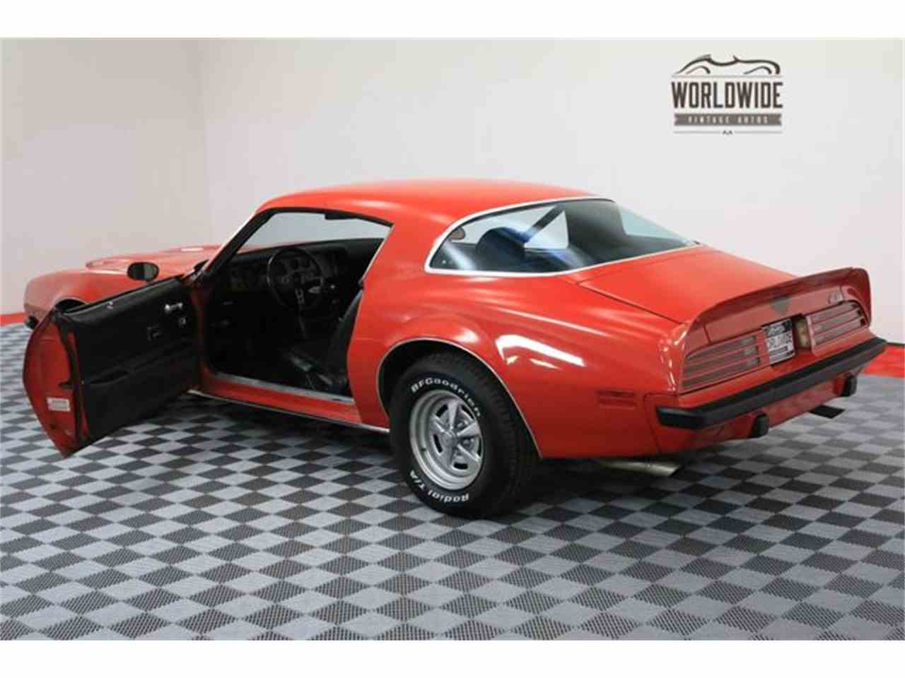 Large Picture of '75 Firebird - LEB4