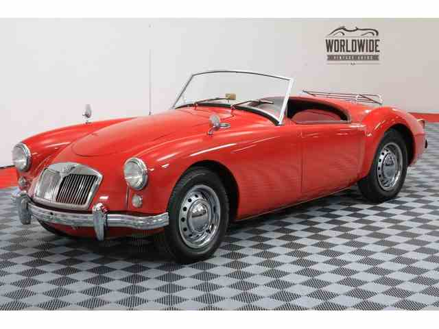 1958 MG Antique | 998321