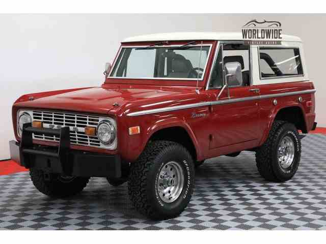 1972 Ford Bronco | 998323