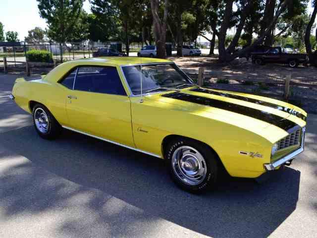 1969 Chevrolet Camaro | 998331