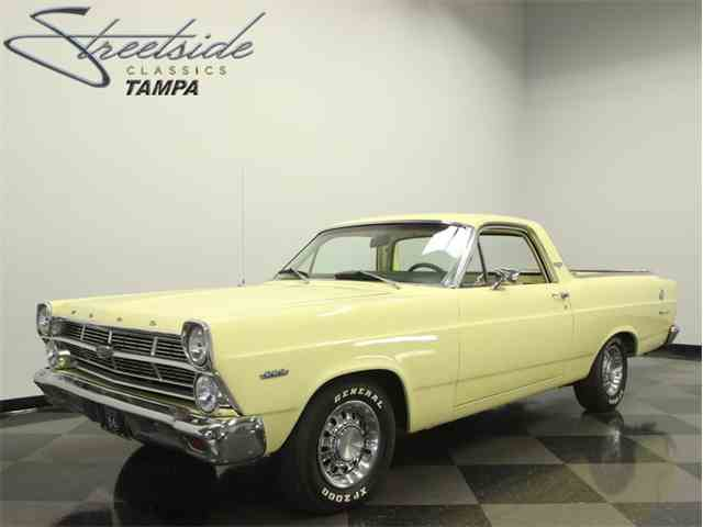 1967 Ford Ranchero 500XL | 998335