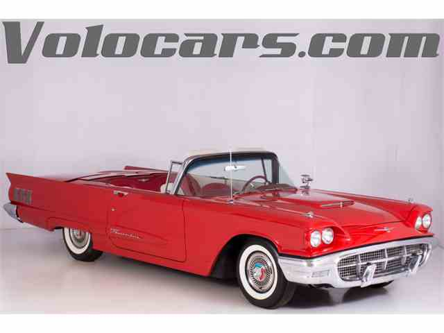 1960 Ford Thunderbird | 998340