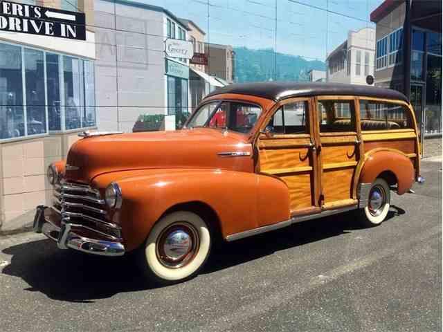 1947 Chevrolet Fleetmaster Woody Wagon | 998344