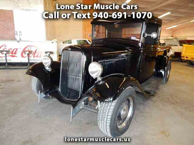 1932 Ford Pickup | 990835