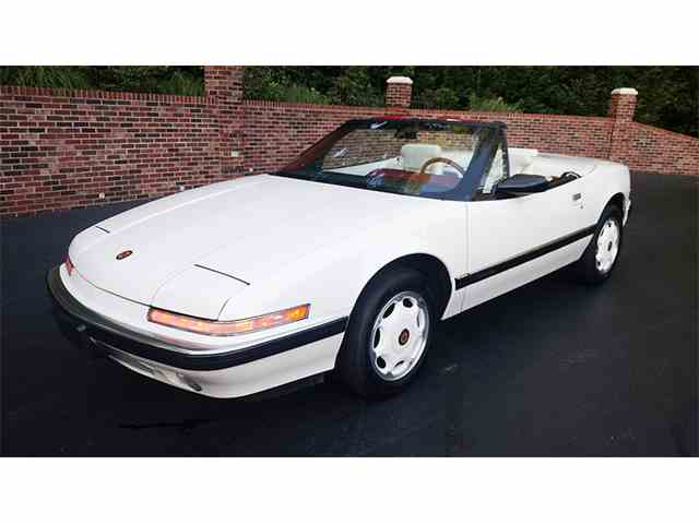 1990 Buick Reatta Limited Edition | 998352