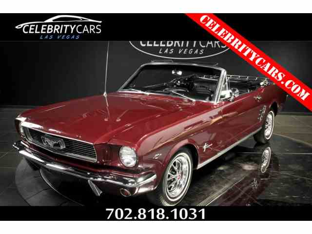 1966 Ford Mustang | 998363