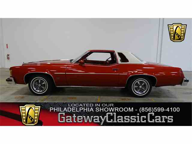 1976 Pontiac Grand Prix   998390