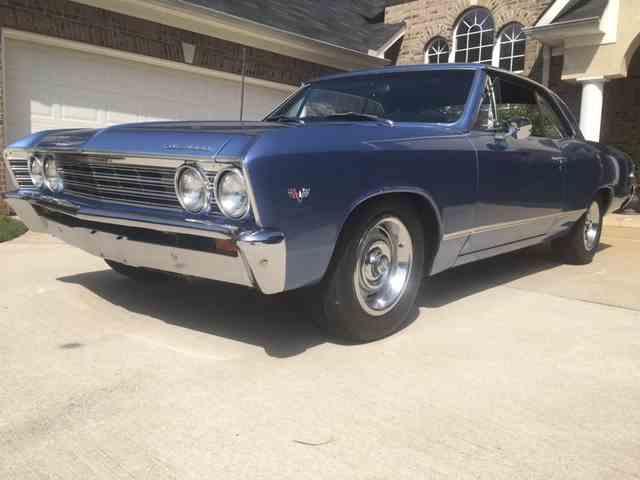 1967 Chevrolet Chevelle | 998391