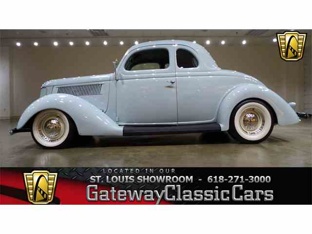 1936 Ford 5-Window Coupe | 998395