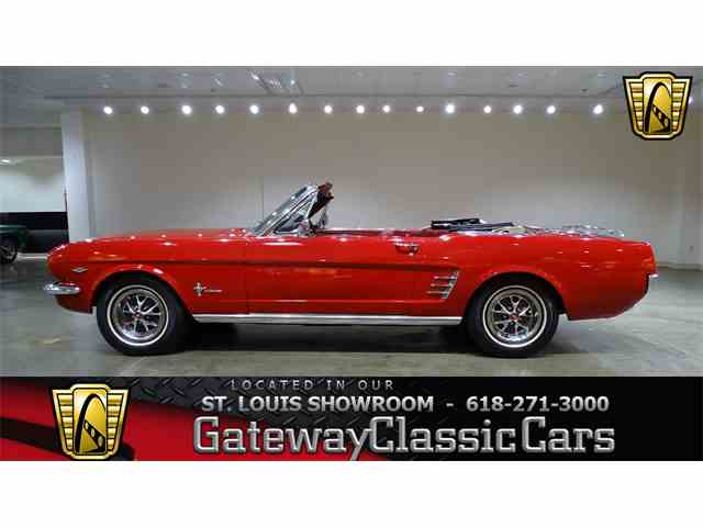 1966 Ford Mustang | 998397
