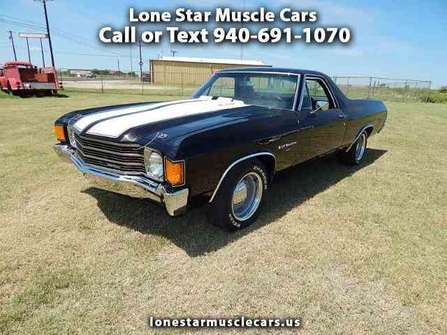 1972 Chevrolet El Camino | 990840