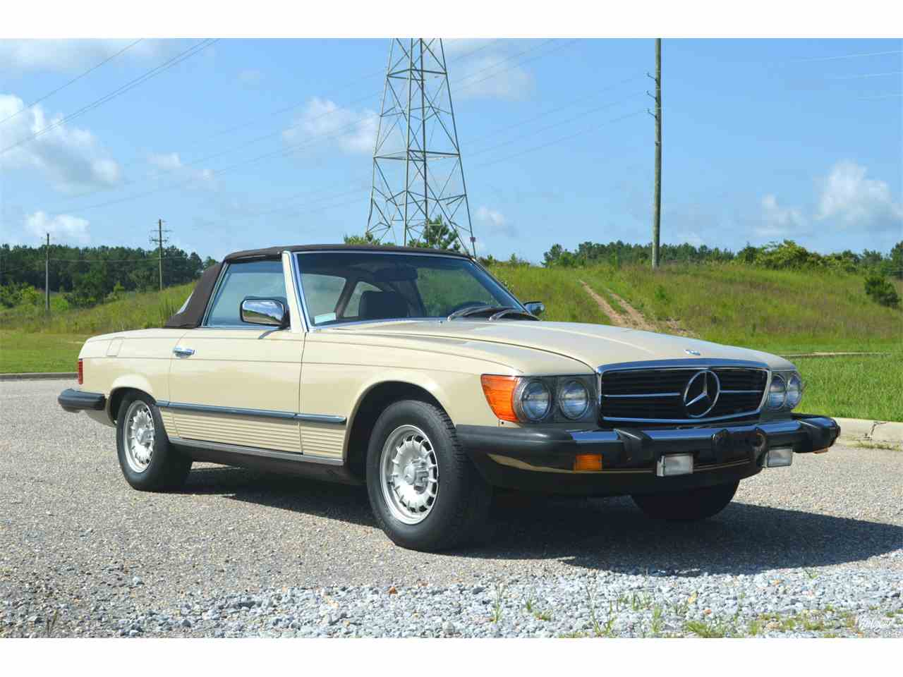 Large Picture of '80 450SL - LEDI