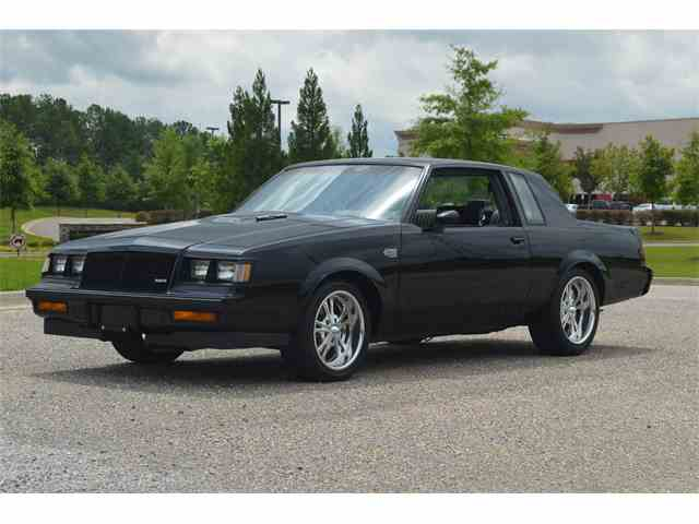 1987 Buick Grand National | 998408
