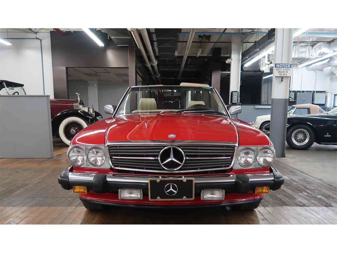 Large Picture of '89 560SL - LEDM
