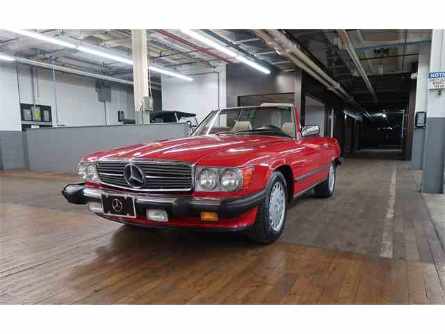 1989 Mercedes-Benz 560SL | 998410